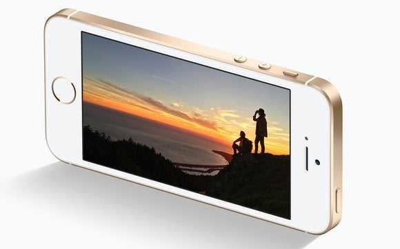 iphonese beauty apple