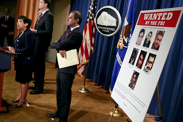 iranian hacker indictment
