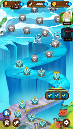 islash heroes map