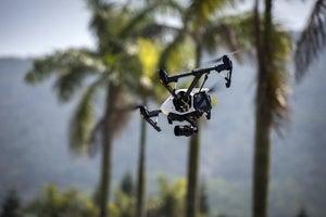 jaguar xj drone chase   zhuhai  china 16