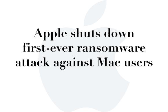 mac ransomware