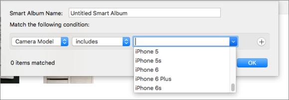 mac911 smart folder iphone options