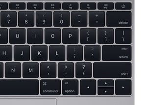 macbook arrow keys