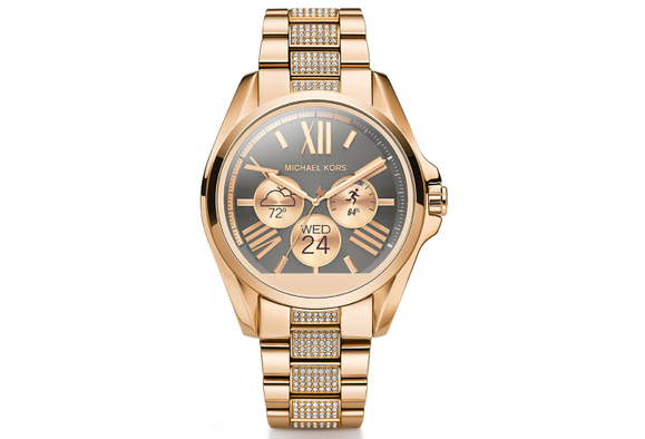 michael kors access gold