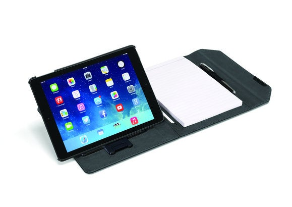 mobile pro series deluxe folio fellowes
