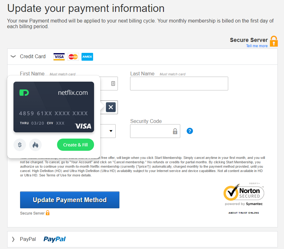 Privacy com's virtual Visas are burner debit cards that keep online