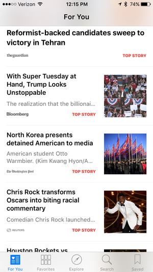 news ios9 top story