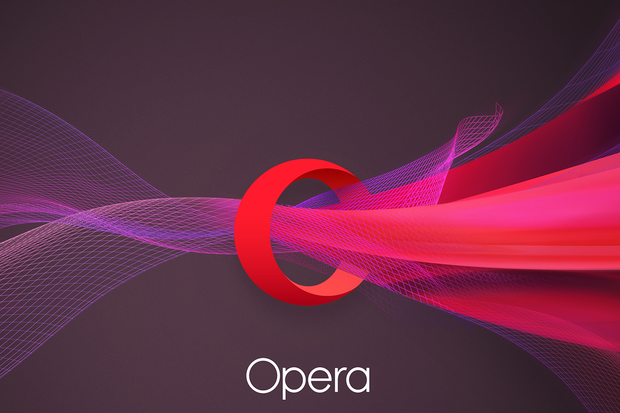 opera browser primary