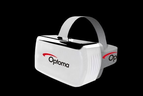 optoma vr headset