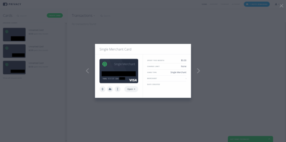 privacycomdashboard