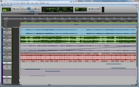 Avid Pro Tools review: This studio-style software will