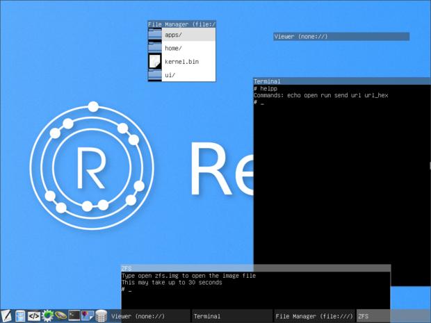 redox screenshot