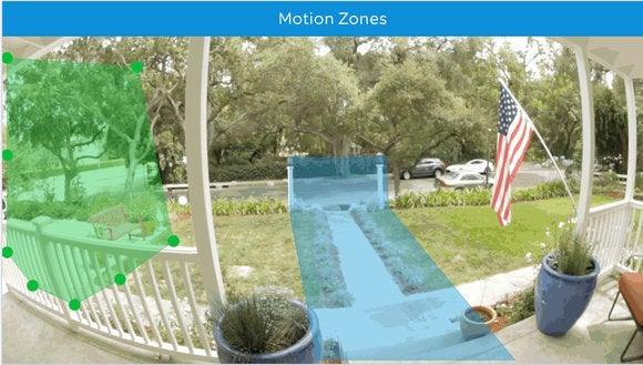 ring pro motion zones