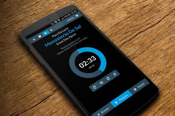 rune audio mobile app