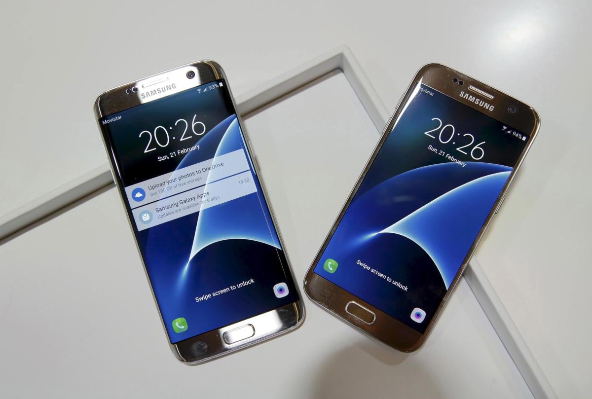 Samsung Galaxy s7 gs7 edge