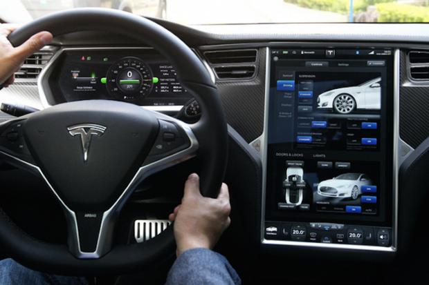Tesla OTA upgrade