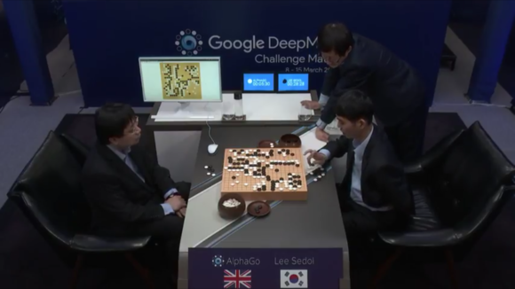 Google's AlphaGo beat Lee Se-dol 4 to 1.