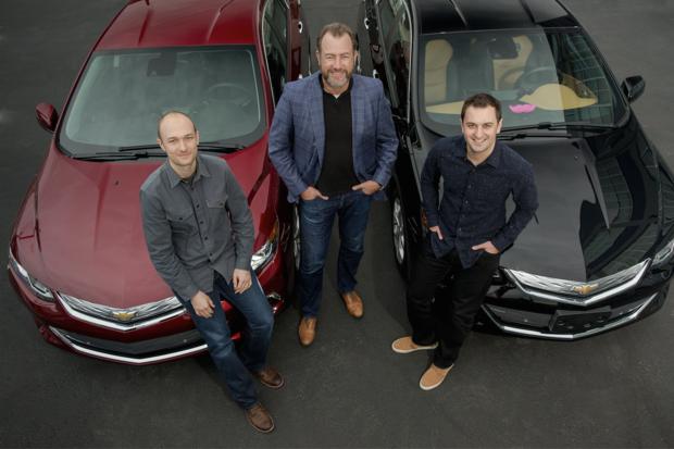 Lyft GM ride sharing autonomous