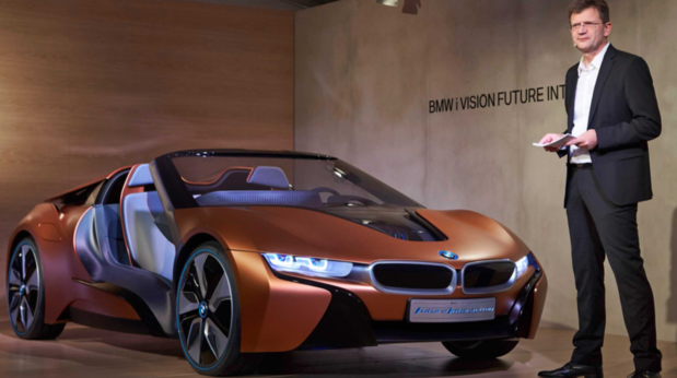 BMW i Vision Concept car