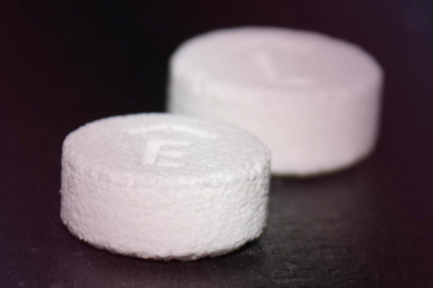 3D printed pills drugs pharmaceuticals