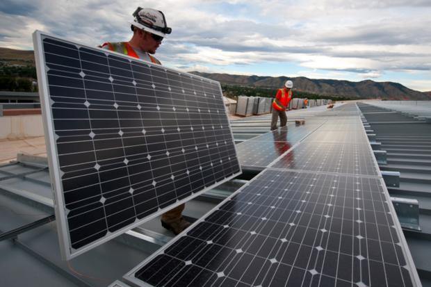 SunEdison solar power