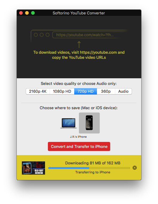 Softorino YouTube Converter review: Great video downloader