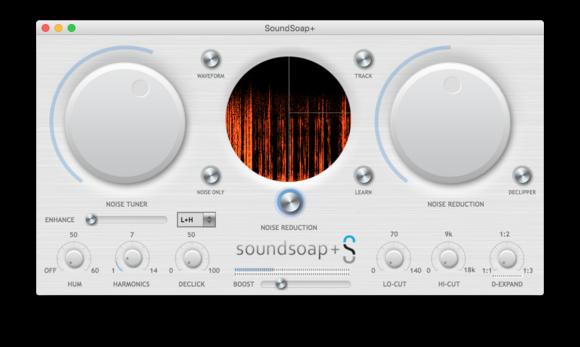 soundsoap 5 wash window