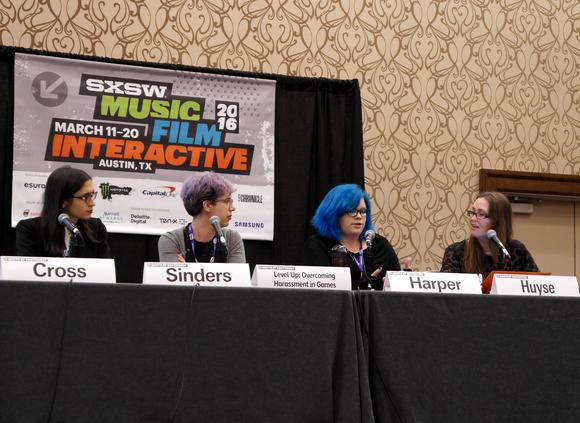 sxsw harassment summit