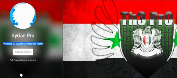 syrian electronic army