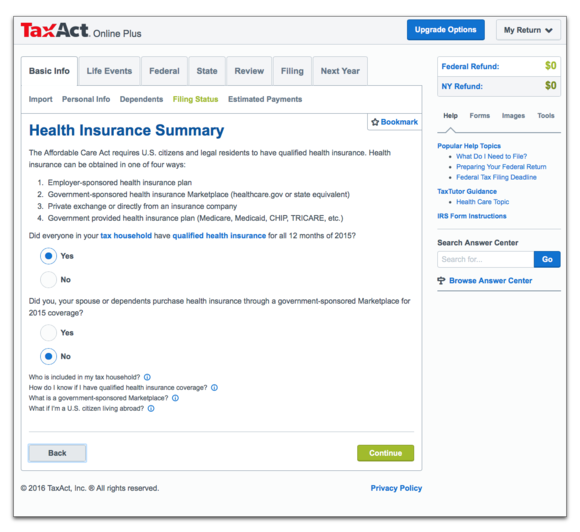 Online tax software roundup: H&R Block, TaxAct, and TurboTax