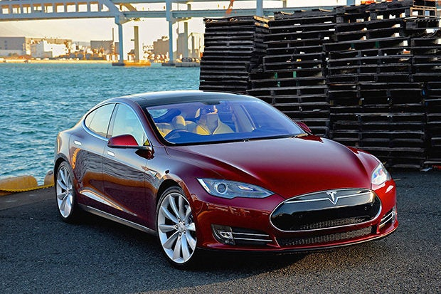 Researchers exploit app flaw and steal a Tesla Model S