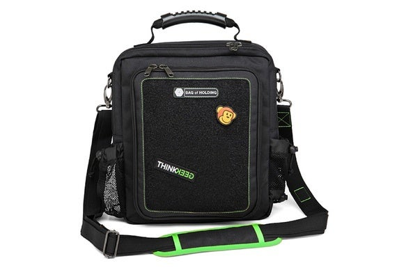 thinkgeek bagofholding ipad