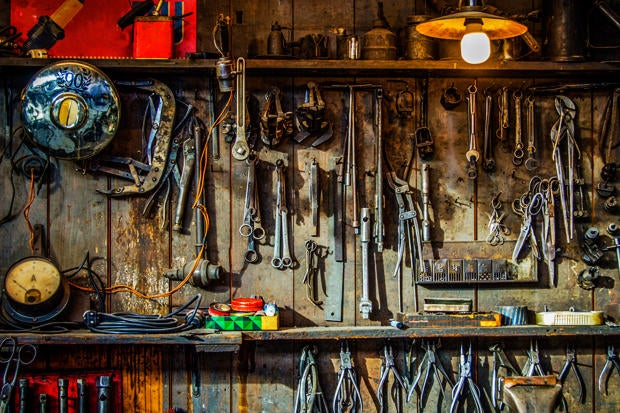 tools workbench shop