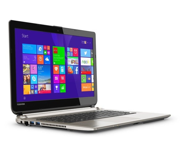 Toshiba Satellite PC