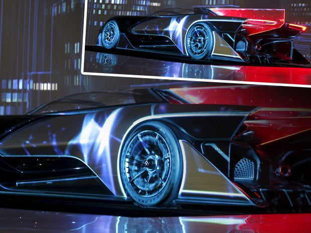 Worlds Coolest Concept Cars Network World - What is the coolest car in the world