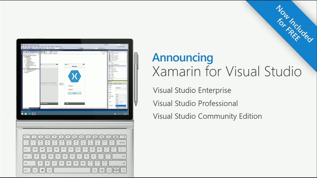 xamarin announcement