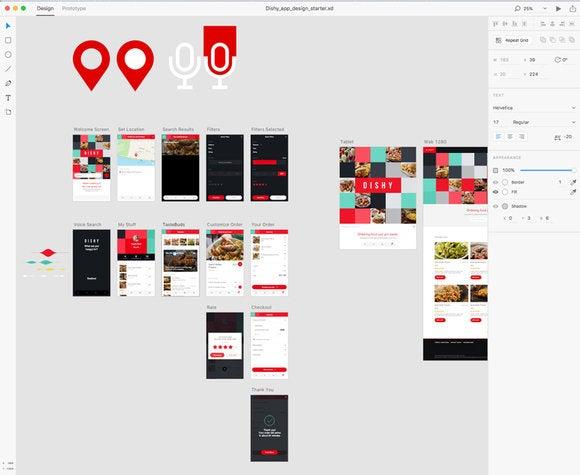 Adobe XD debuts as a free Mac public preview | Macworld