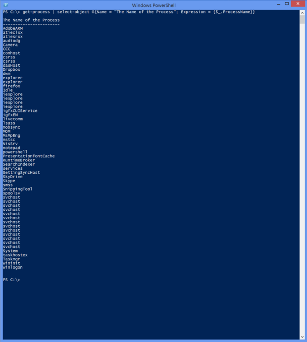 PowerShell hash tables Fig 2