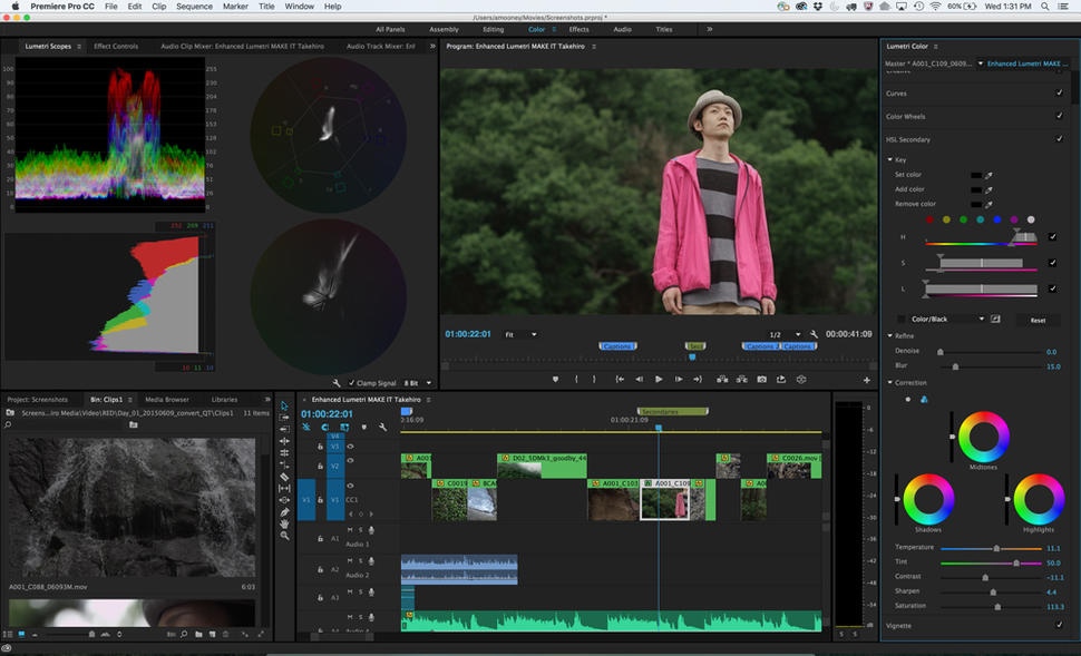 New VR workflow for Adobe Premiere Pro highlights a slate of new