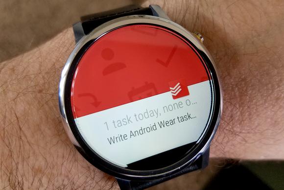 עדכני Boost your productivity with Android Wear time managers | Greenbot SA-18