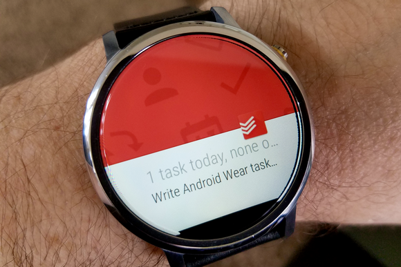 android wear to do