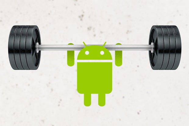 android strong