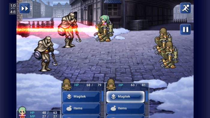 androidtv gamepad games ff6