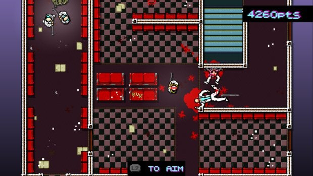 androidtv gamepad games hotlinemiami