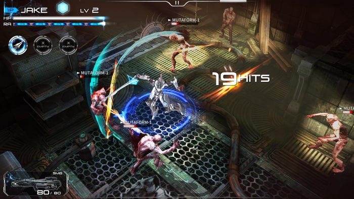 androidtv gamepad games implosion