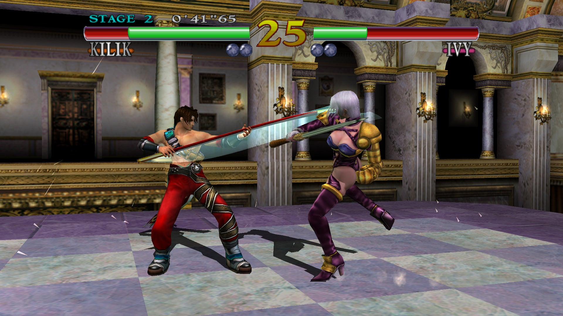 Soulcalibur. Fighting games ...