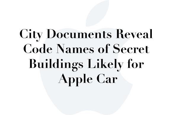 apple car bldgs
