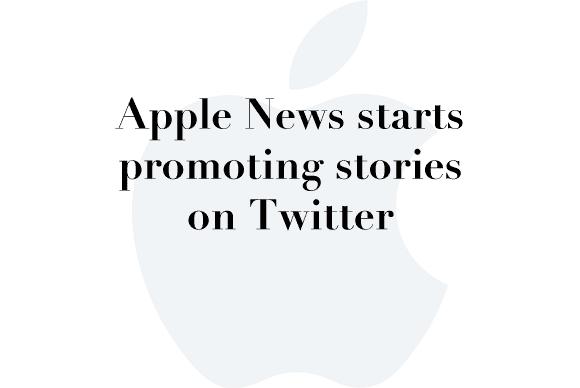 apple news twitter