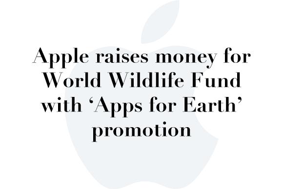apple wwf promotion