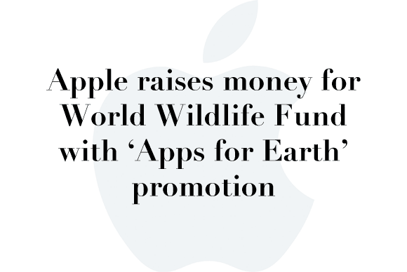 apple wwf promotion